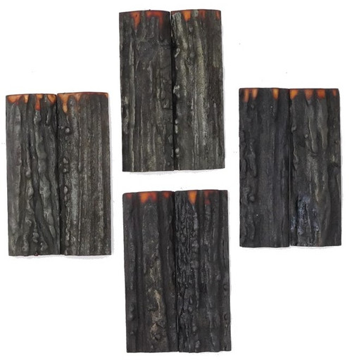 Prime Amber Stag  3 1/2 x 1 1/8 (select your number)
