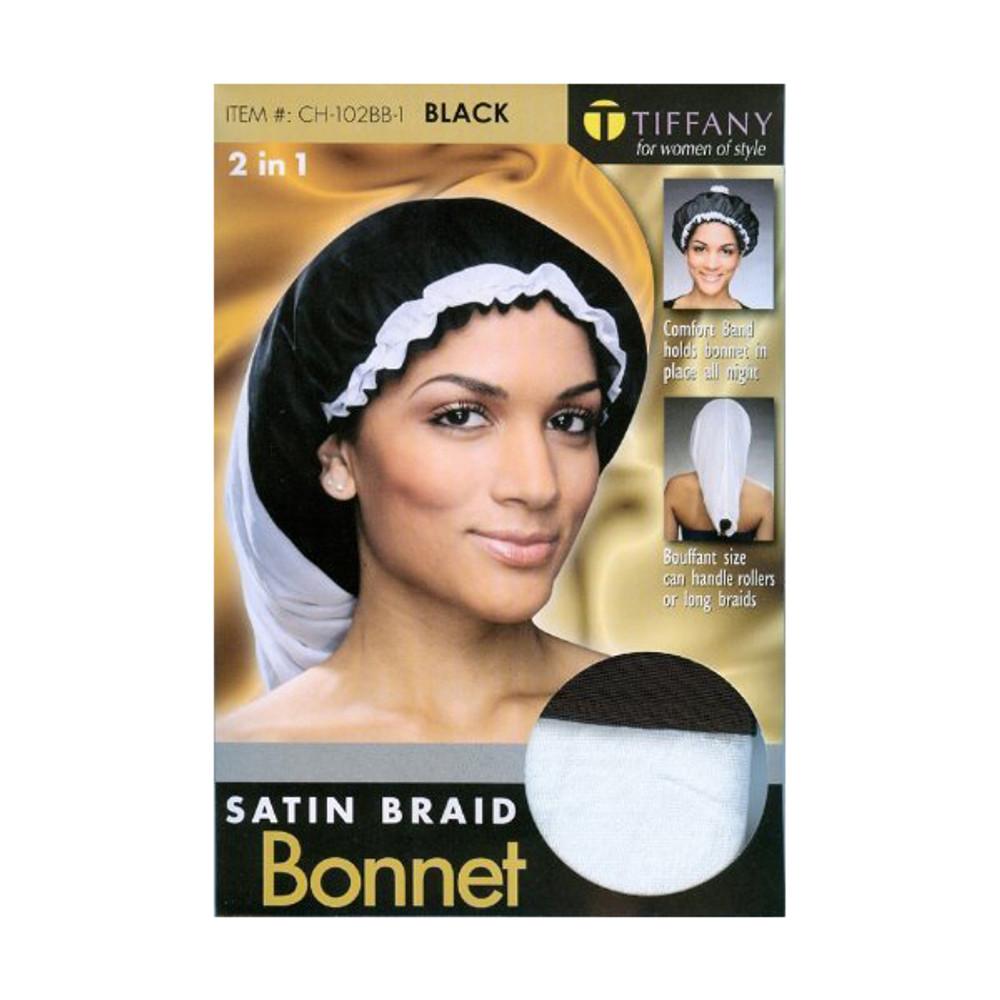 Tiffany 2 in 1 Satin Bonnet