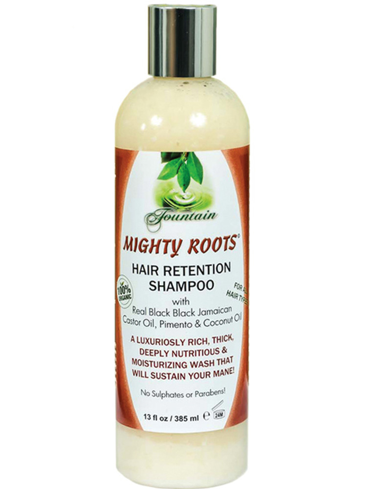 Fountain MIGHTY ROOTS Hair Retention Shampoo 13oz