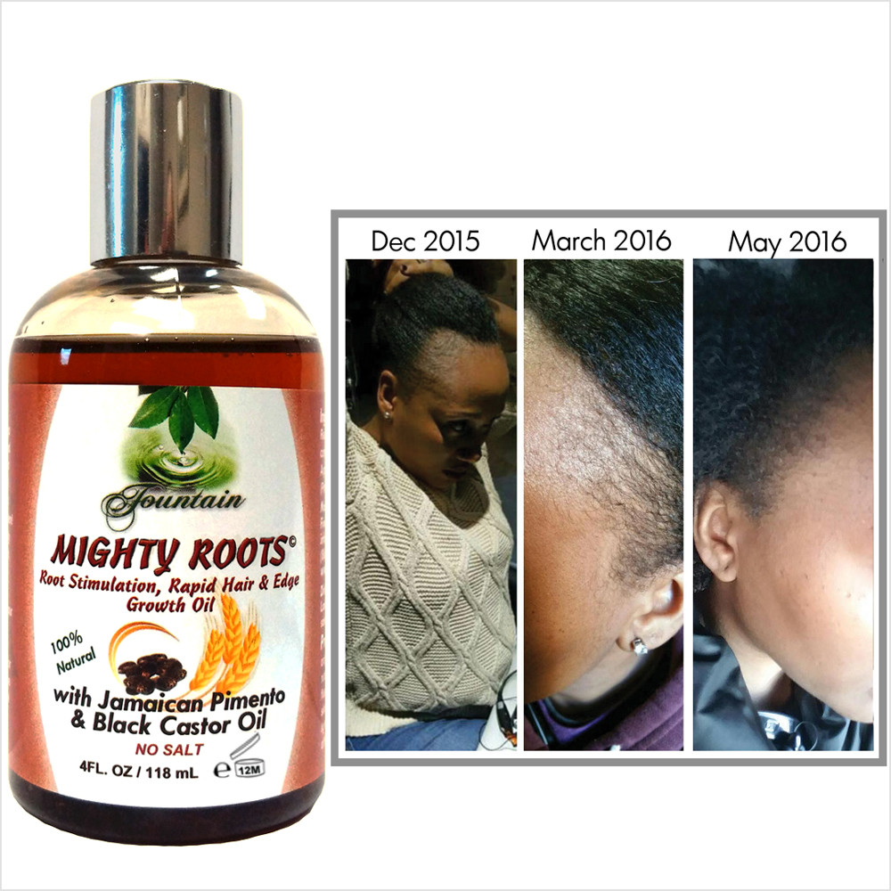 Introducing Fountain Mighty Roots - hair to save your hair
