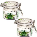 Fountain Pimento and Mint Medley Imperial Bath Salts 13.5 Oz 2-PACK