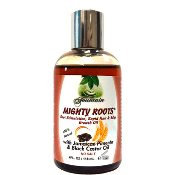 Fountain Mighty Roots & 8-Arm Detangling Brush Combo