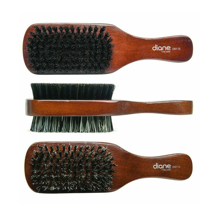 100% Boar 2-Sided Brush