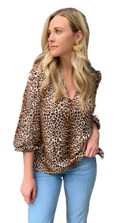 Kelly Top Cheetah