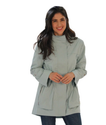Anna Waterproof Rain Jacket
