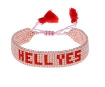 Hart Blush Hell Yes Bracelet