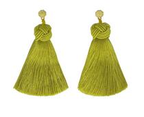 Hart Chartreuse Topknots