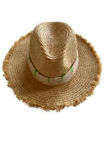 Mimi Raffia Hat
