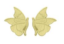 Maribelle Stud Earring - 18k Gold Plated