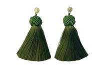 Hart Green Tea Topknots