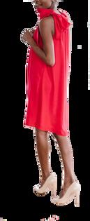 Caroline Bow Dress