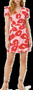 Poppy Floral Atalie Dress