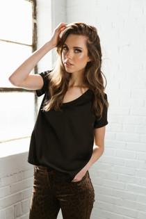 Sophia V-Neck Crew