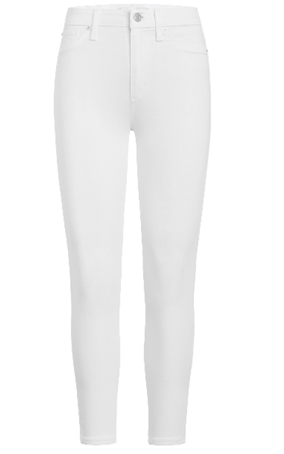 The Charlie Crop White