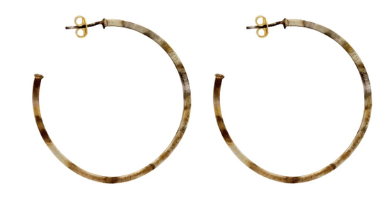 Perfect Hoops Burnished