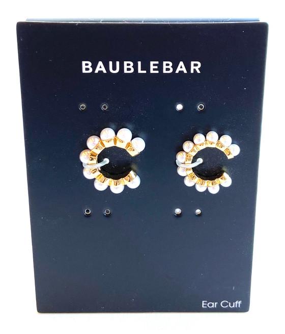 Clasina Pearl  Ear Cuff Set
