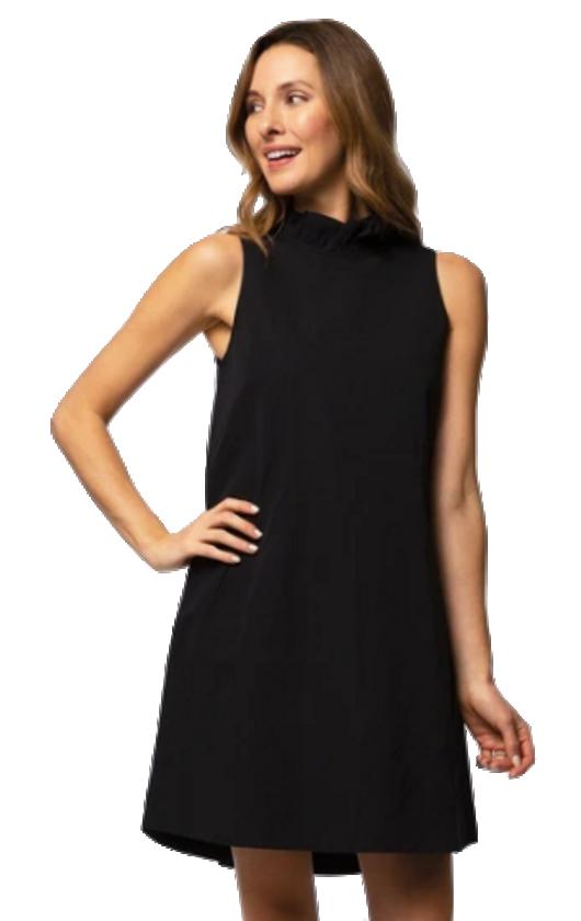 Stella Ruffle Dress