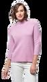 Cashmere Slit Back Sweater