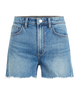 The Ozzie Short With Side Vent & Fray