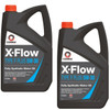 Land Rover Discovery 2 Td5 Engine Service Filter Kit & , X-Flow Fully Synthetic Engine Oil -