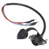 Remote Control Socket Upgrade/Repair 4-Pin - DB1355R