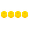 Series Polyurethane Shock Absorber Bush Set Yellow - 552819PY-YELLOW - 552819PY-YELLOW