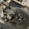 Discovery 1/2 & Range Rover Classic Handbrake Conversion Kit Xeng - DA5526