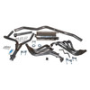 Defender 110 Stainless Steel Sports Exhaust System Double SS - DA4230