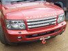 JGS4x4 | Land Rover Range Rover Sport Discrete Recovery Winch Mount - DA7537