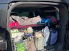 Defender 2020 110 Mesh Boot Basket Luggage Rack Shelf