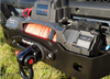 TERRAFIRMA M12.5S 12v Electric Winch Synthetic Rope & Wireless 12,500lb