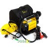 T-MAX 12V Compressor HEAVY DUTY Portable 4x4 Tyre Air Pump With Tyre Repair Kit
