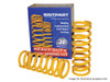"Land Rover Defender 90 Suspension +2"" Lift Kit Rear Coil Springs Medium Load - DA4204"