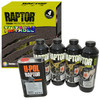 UPOL RAPTOR Liner Paint Ultra Tough Truck Bed Coating Seal TINTABLE With Spray Gun RLT/S4