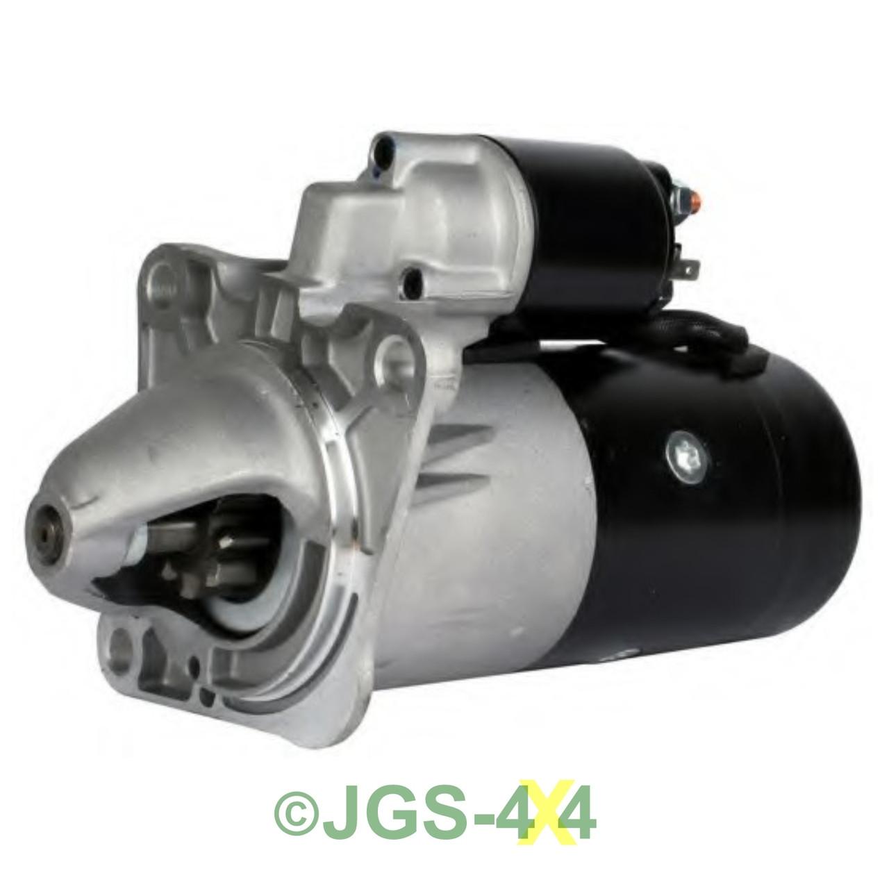 Land Rover Defender Td5 Starter Motor Removal - ▷ ▷ PowerMall