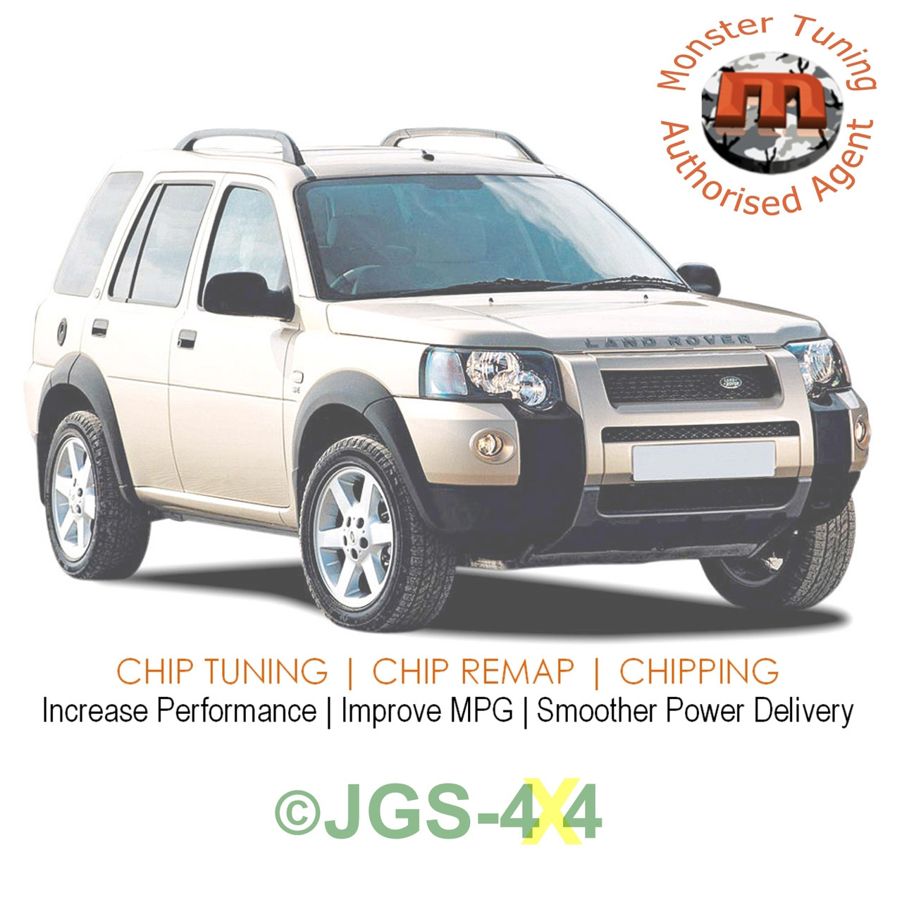 Freelander 1 TD4 Monster Tuning Remap Performance Engine Tune