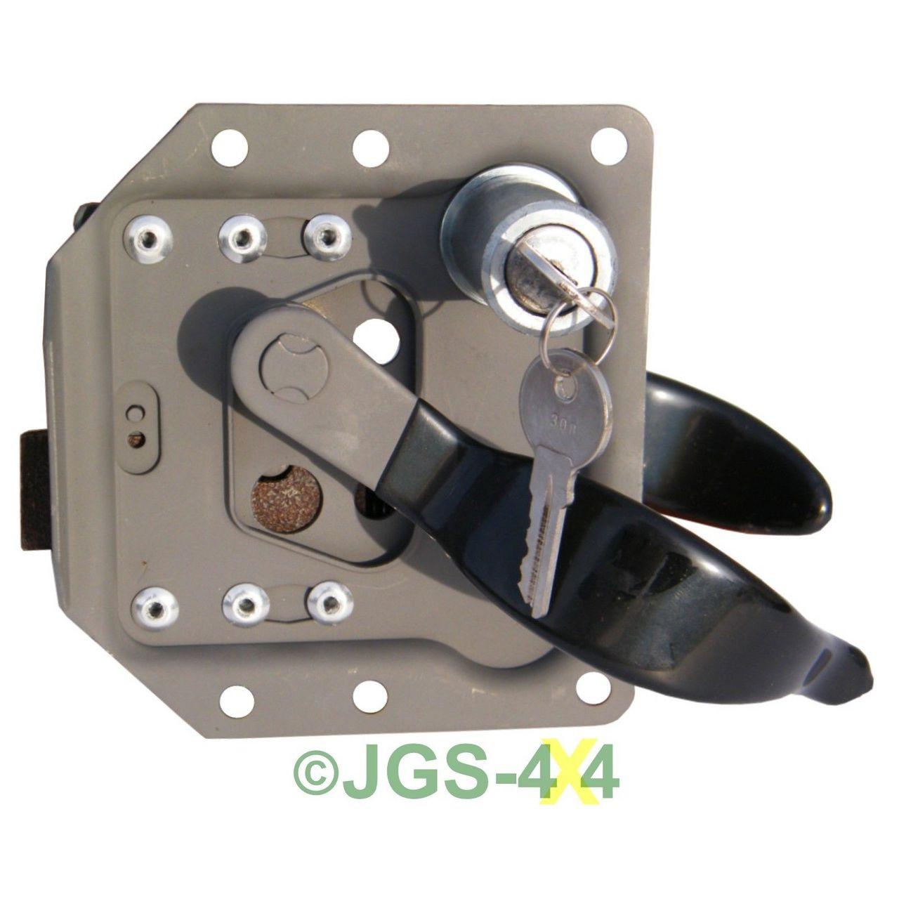 Series 2 & 3 Front Left Hand Door Handle & Lock