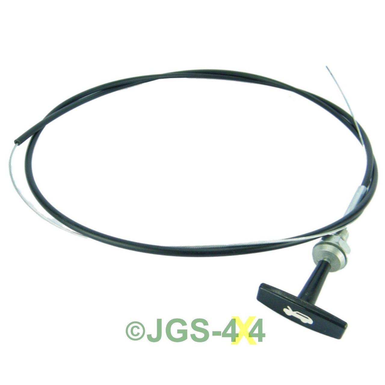 BEARMACH Bonnet Release Cable Part# ALR7062