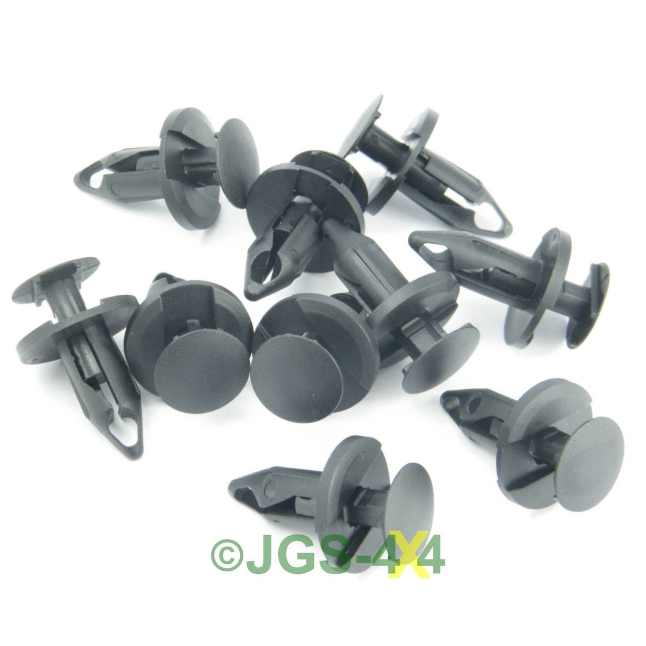 Wheel Arch Spat Clips Pack of 60 for Land Rover Defender AFU1075