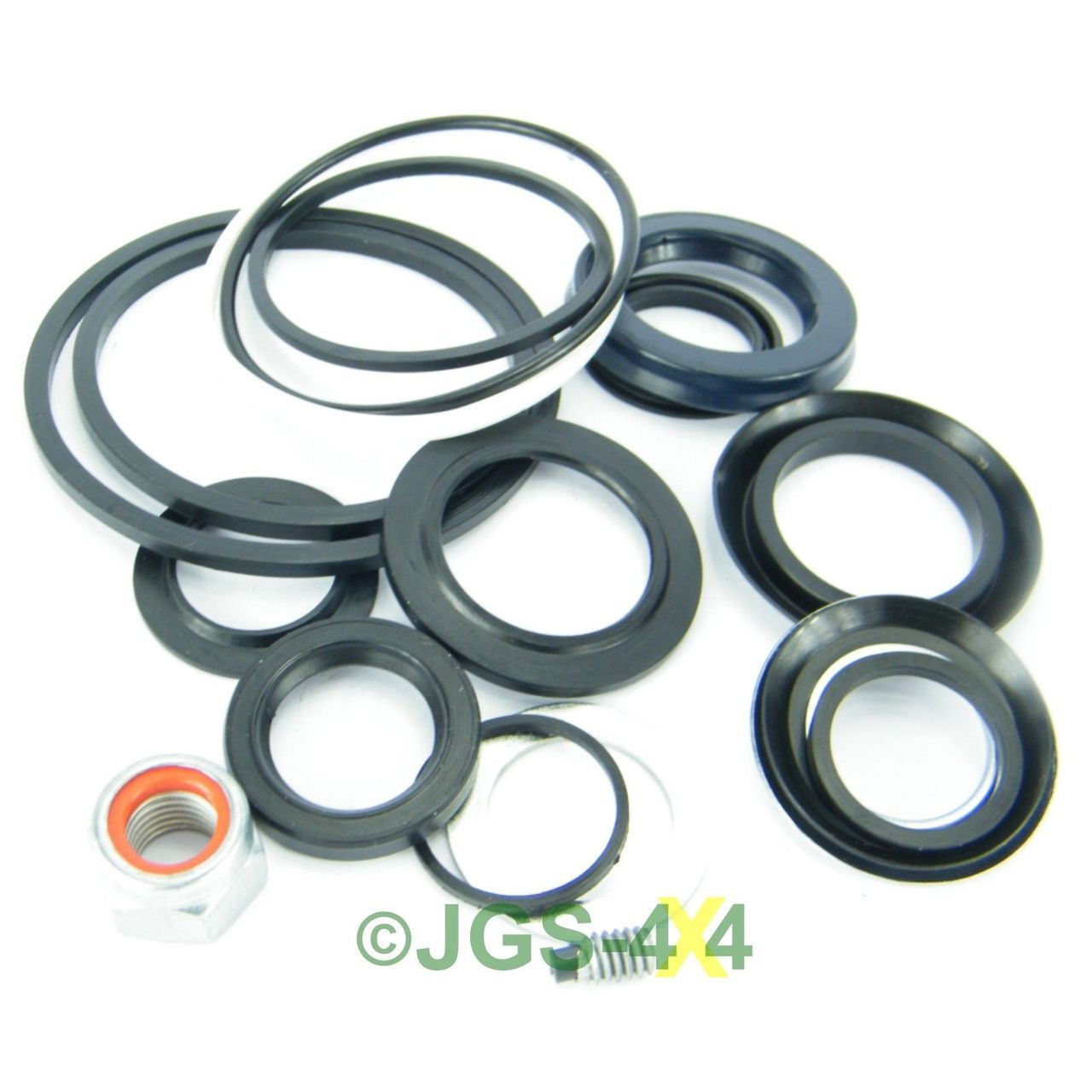 ADWEST QFW100180 Steering Box Output Shaft Seal Kit for Land Rover Discovery 2
