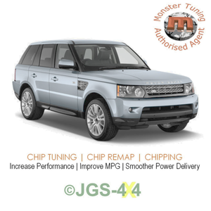 JGS4x4 | Land Rover Discovery 3 2 7 TDV6 Monster Tuning