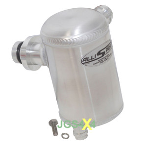 Defender & Discovery TDi Aluminium Oil Breather Catch Tank - Allisport
