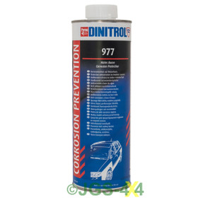 Dinitrol 977 Rust Proofing Cavity Seal Underseal 1 Litre Shutz Can - DA1981