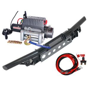 Defender Air Con Tubular Bumper Kit - DB1349