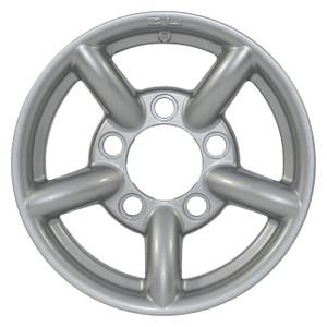 "Defender & Discovery1 & Range Rover Classic 16"" x 7"" Wheel Silver Zu Rim - DA2435"
