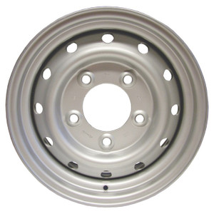 "Defender 16"" x 6.5J Wolf Style Welded Tubeless Wheel - ANR4583SILVER"