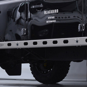 Defender 110 Lightweight Sill Protector Graphite Bowler - DA1376