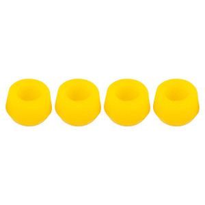 Series Polyurethane Shock Absorber Bush Set Yellow - 552819PY-YELLOW - 552819PY-YELLOW
