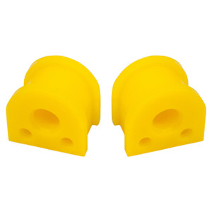 Defender & Discovery 1 & Range Rover Classic Front Anti Roll Bar Bush Set Yellow - NTC6828PY-YELLOW