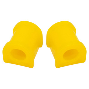 Freelander 1 Polyurethane Front Anti-Roll Bar Bush Set Yellow - RBX101240YELLOW
